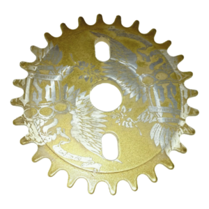 PSC BMX 28T GOLD ASSAULT