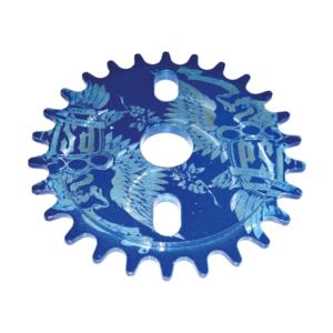 PSCBMX 25T BLUE ASSAULT