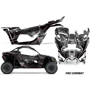CAN AM COMBAT SERIES GRAPHICS UTV