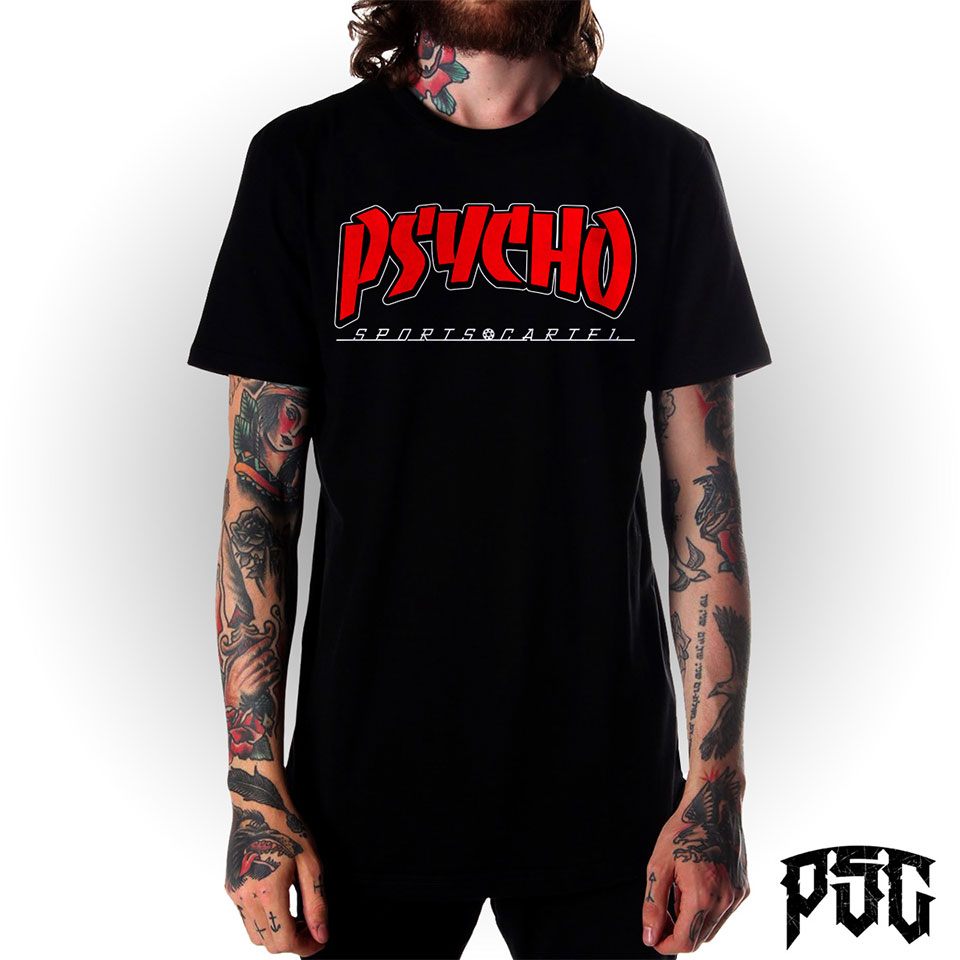 PSC THRASHER -T  BLACK