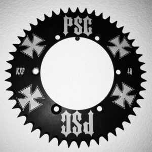 PSC IRON CROSS MX SPROCKET / RIGID