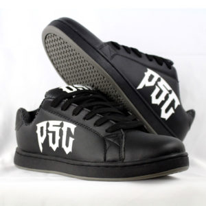 PSC DESTROYER SHOES / BLK / WHTE