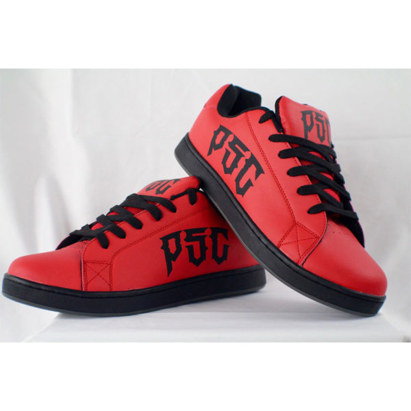 PSC DESTROYER SHOES RED