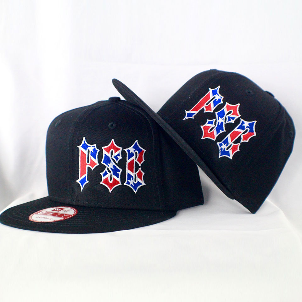 PSC REBEL SNAP BACK HAT