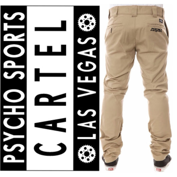 PSC MENS EMBROIDERED DICKIES