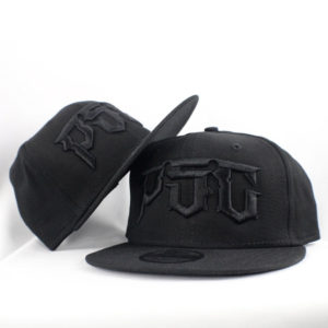 DESTROYER HAT BLK / BLK