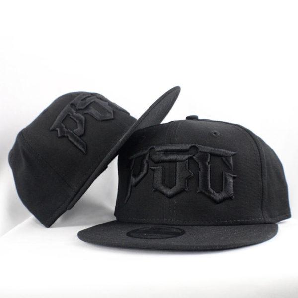 DESTROYER HAT BLK / BLK