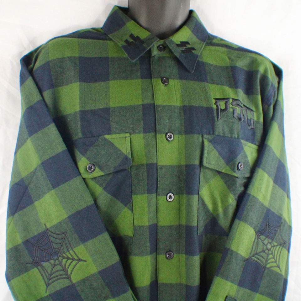 DESTROYER FLANNEL