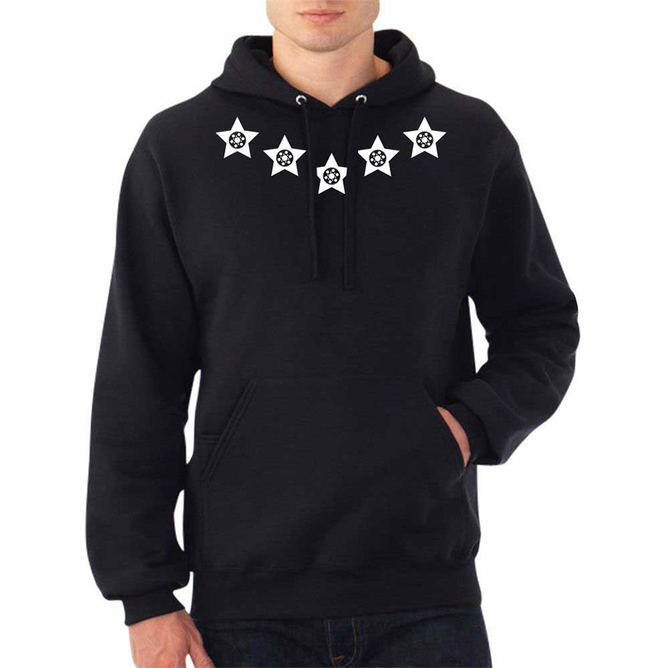 PSC FMX  PULLOVER HOODIE / BLK