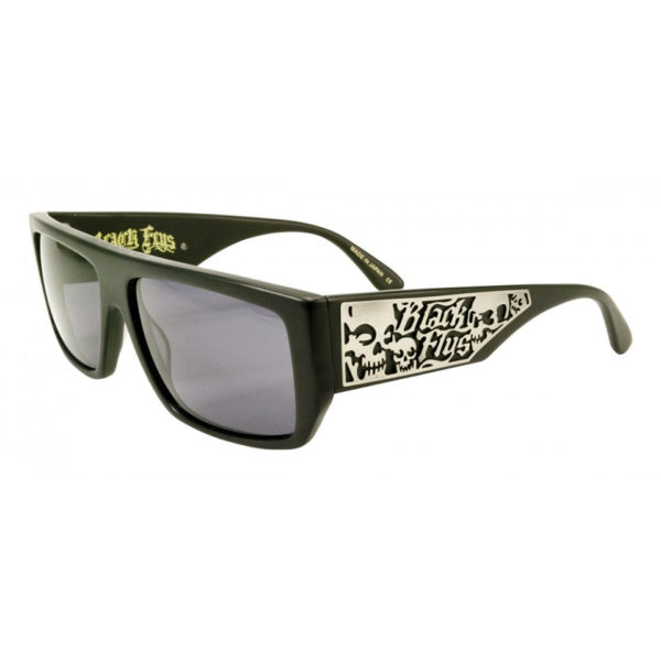 "BLACK FLY /  NEW #SCI-FLY 5"" SUNGLASSES"