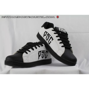 PSC DESTROYER SHOES / WHITE / BLK